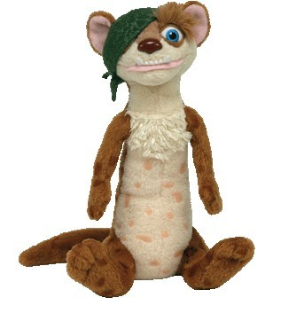 Ice age  Buck  plush toys