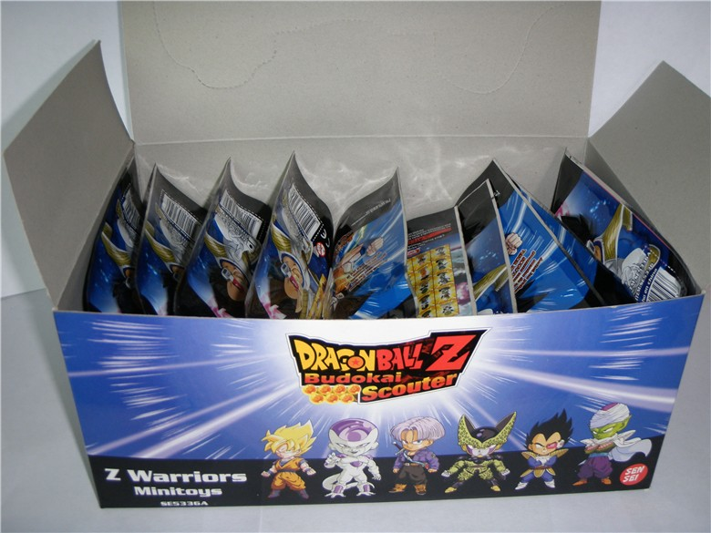 Dragon ball  plastic  toys