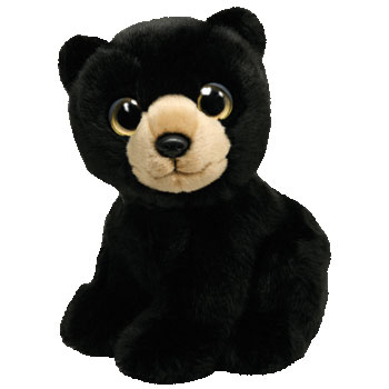 Black Teddy  Bear  plush toy