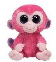 Monkey - Plush-  toy