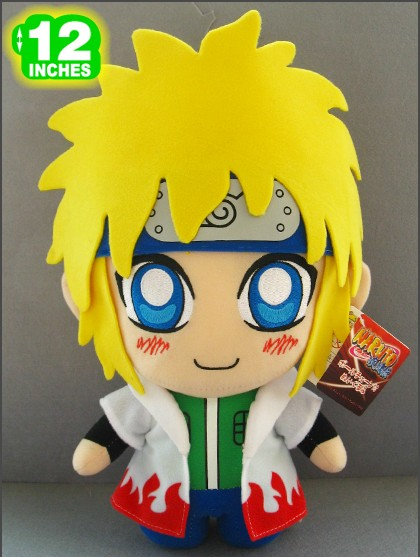 Anime  Naruto  plush  toys