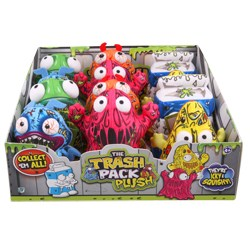 The Trash Pack plush toys