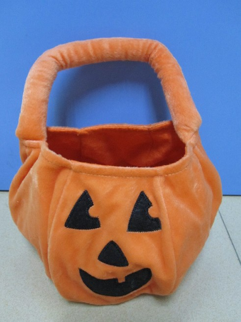 Halloween Bag Plush Toys