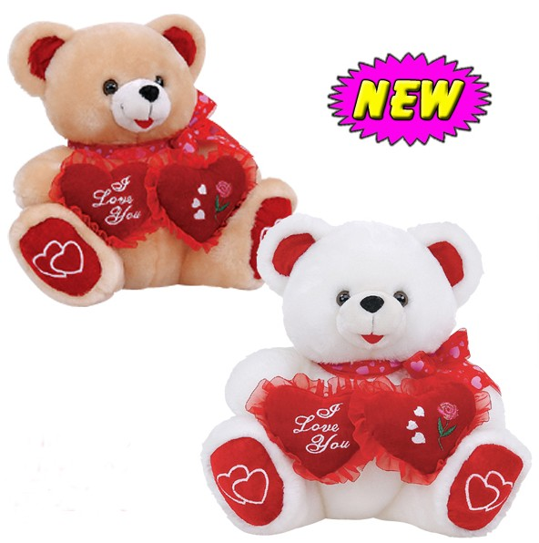 Valentine Teddy Bear  Plush Toys