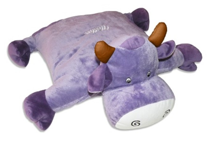 Milka Plush Cow Pillow