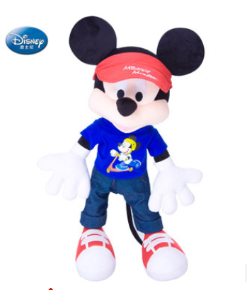 Disney Sport  Mickey Mouse Plush Toys