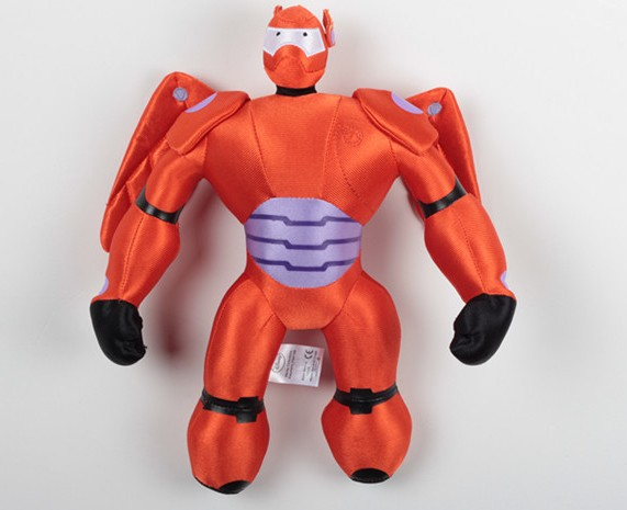 Baymax Mech Plush Toys- Big Hero 6
