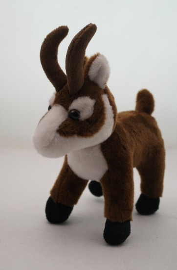 Brown Bighorn Sheep Stuffed Plush Toys